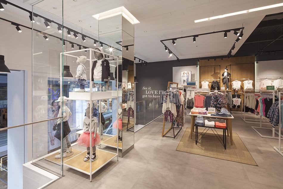 0011 Lindex Westfield Stratford - 1st Floor Kidswear