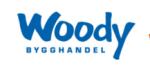 Woody bygghandel logo